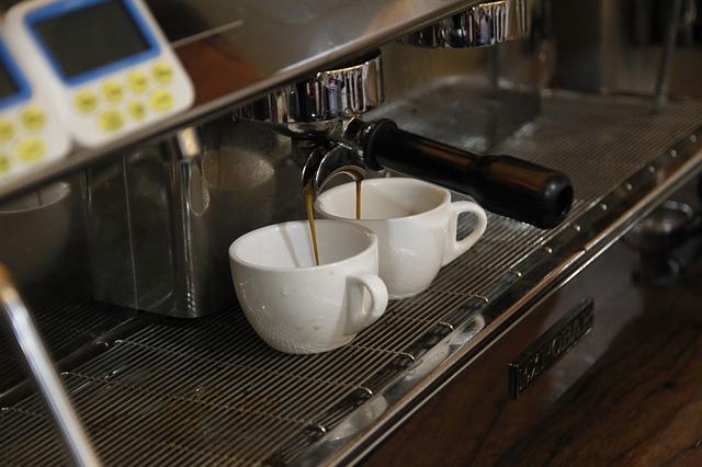 Kaffe - 2 kopper