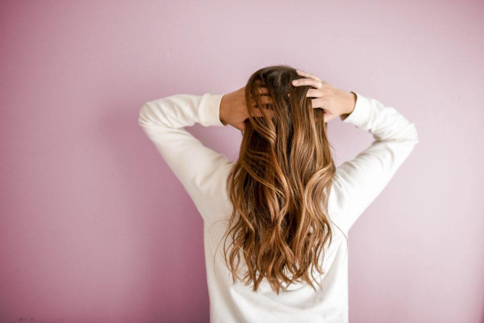 kvinde hår